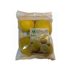 Citron bio sachet