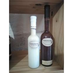Liqueur chocolat blanc -...