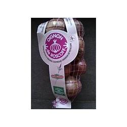 Oignon rose Roscoff filet 1kg