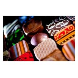 Coffrets de  9 chocolats