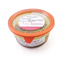 Foie gras au coeur de mon...