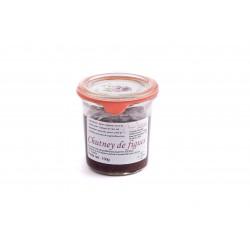 Chutney de figues 120 g