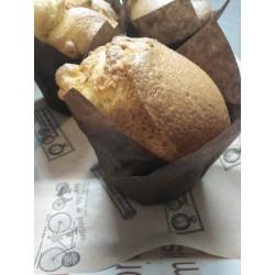 Muffins confiture de framboise