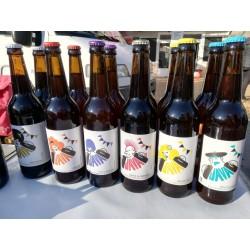 Bière JAVA Ambré 50 cl / 5,5%